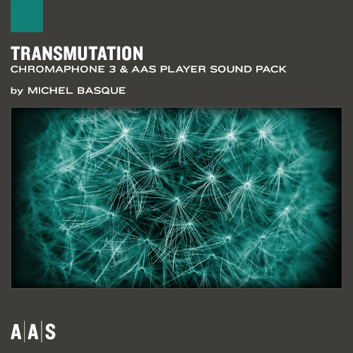 Chromaphone and AAS Player sound pack :Transmutation