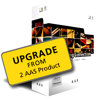 Modeling Collection Upgrade from 2 AAS Products