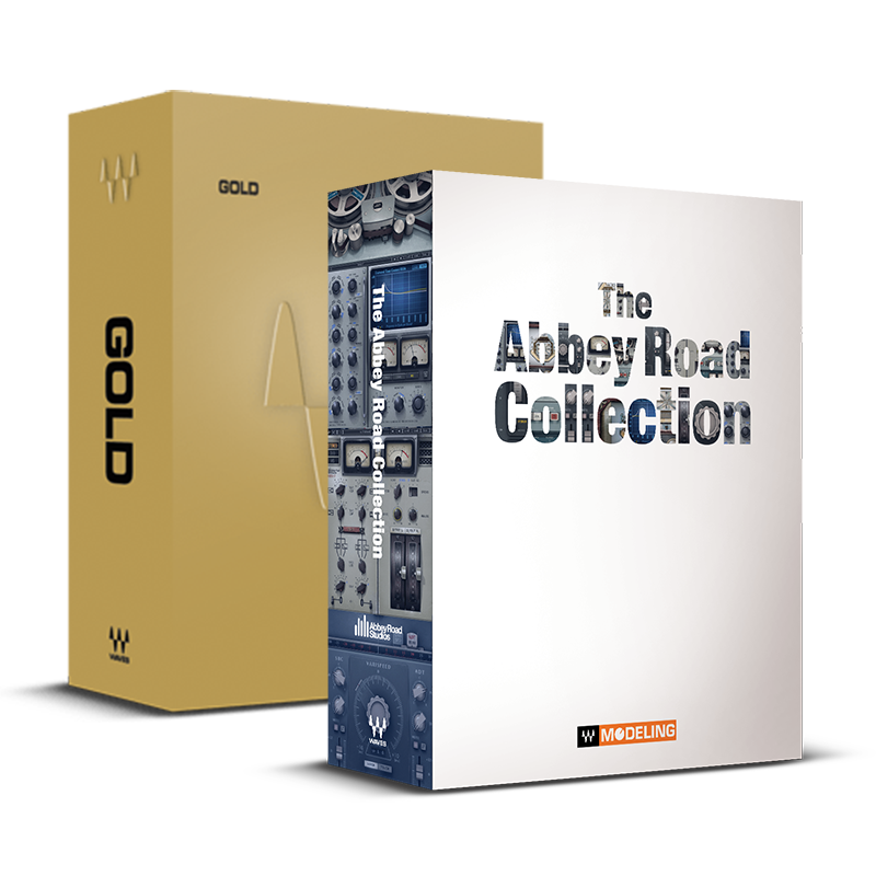 Gold+Abbey Road Collection